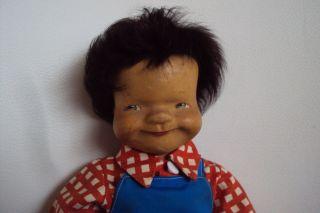 Alte Krahmer Puppe Guck In Die Welt Bild