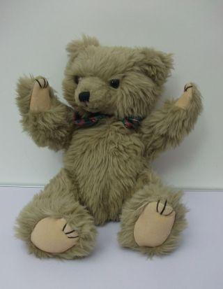 Teddybär - Plüschbär - Sammlerstück - Liebhaberstück 40 Cm Waschbar Bild