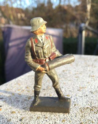 Lineol,  Luftwaffe,  Geschuetzbedienung Zur 8 - 8 Flak Bild
