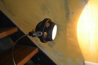 Lengefeld Leuchte 70er Jahre,  Narva,  Ddr,  Büroleuchte,  Stehlampe,  Arbeitslampe,  4850 Bild