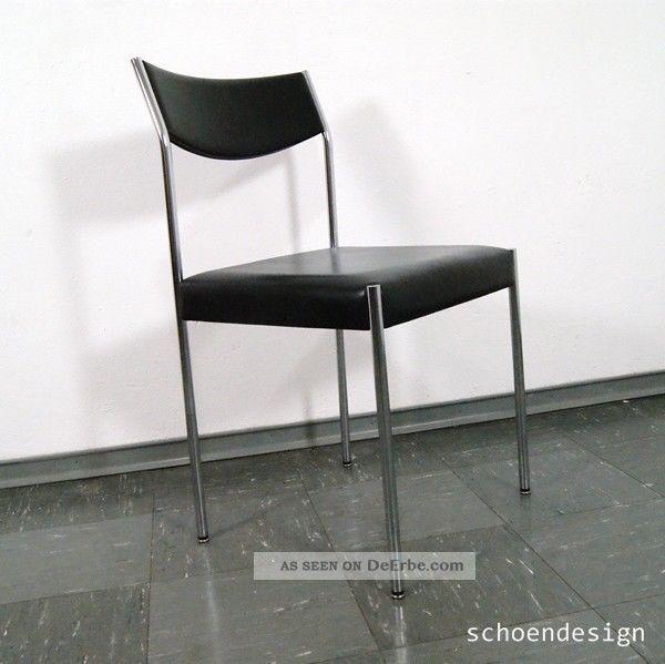 Stapelstuhl kusch co edlef bandixen modernist design for Stuhl design 60er