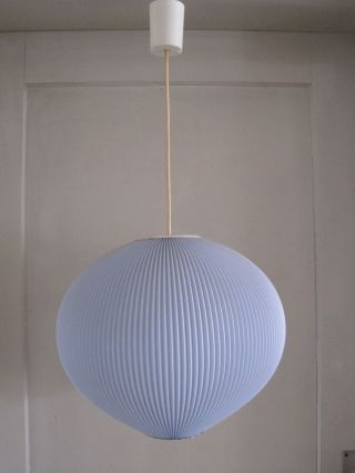 Hängelampe Kult Retro Vintage Design Lampe,  70er Jahre Schlafzimmerlampe Bild