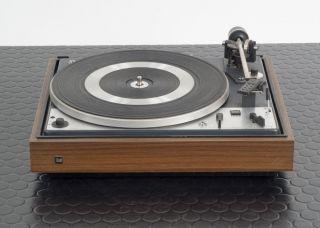 Plattenspieler Turn - Table Dual Type Cs 1225 Vintage Bild