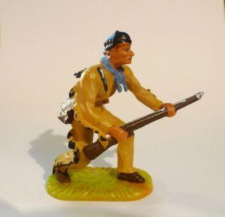 Elastolin Cowboy Figur Trapper 2er - Wildwest Bild