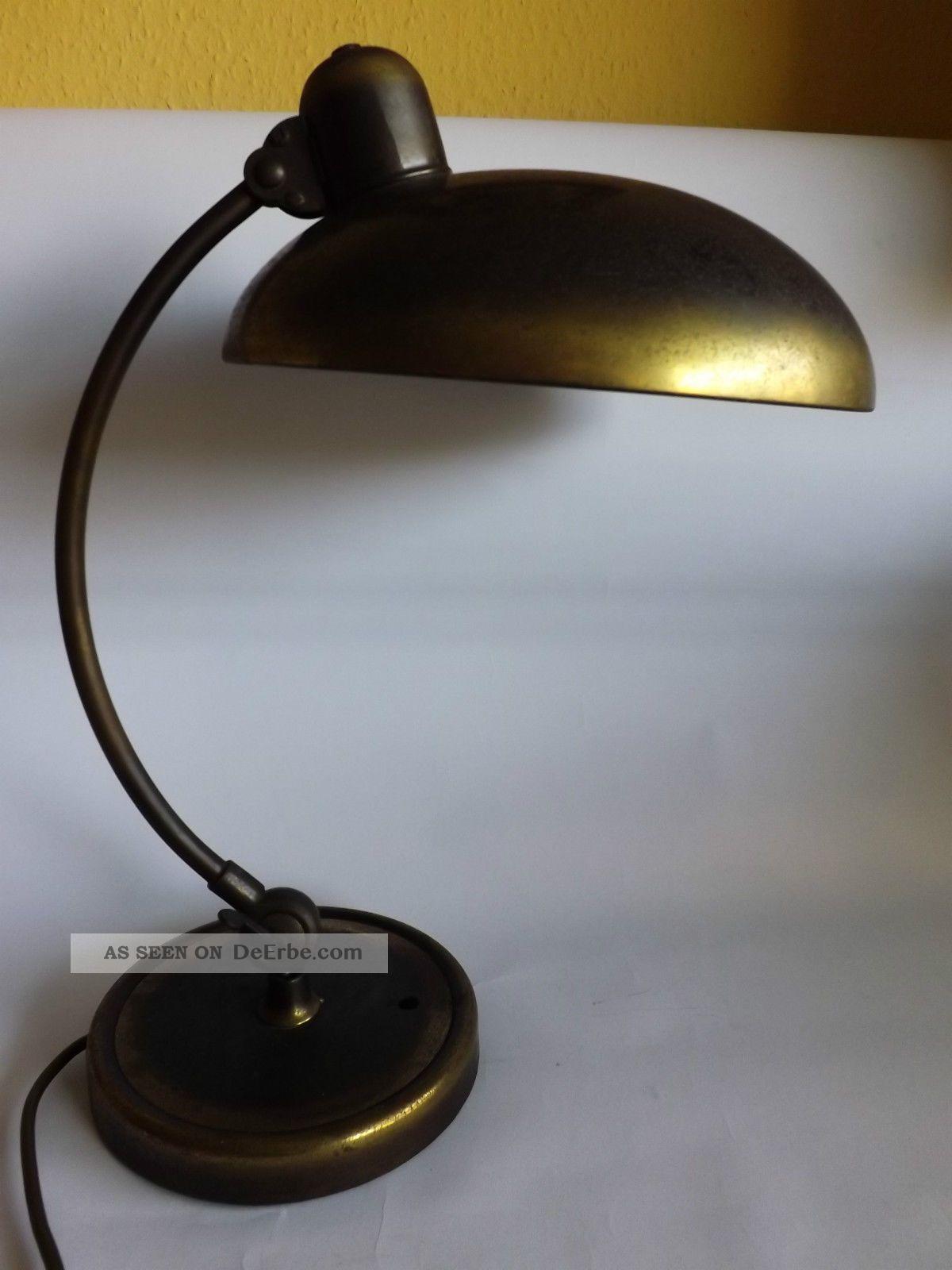 Exquisit Lampe Industriedesign Sammlung Von Schreibtischlampe Art Deco Metall Bild