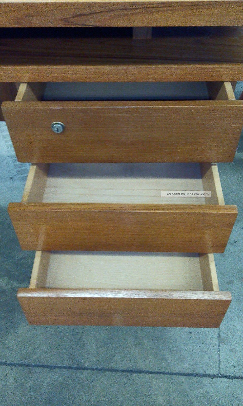 Gro er teak schreibtisch tisch aus den 50er 60er danish for Tisch design danemark