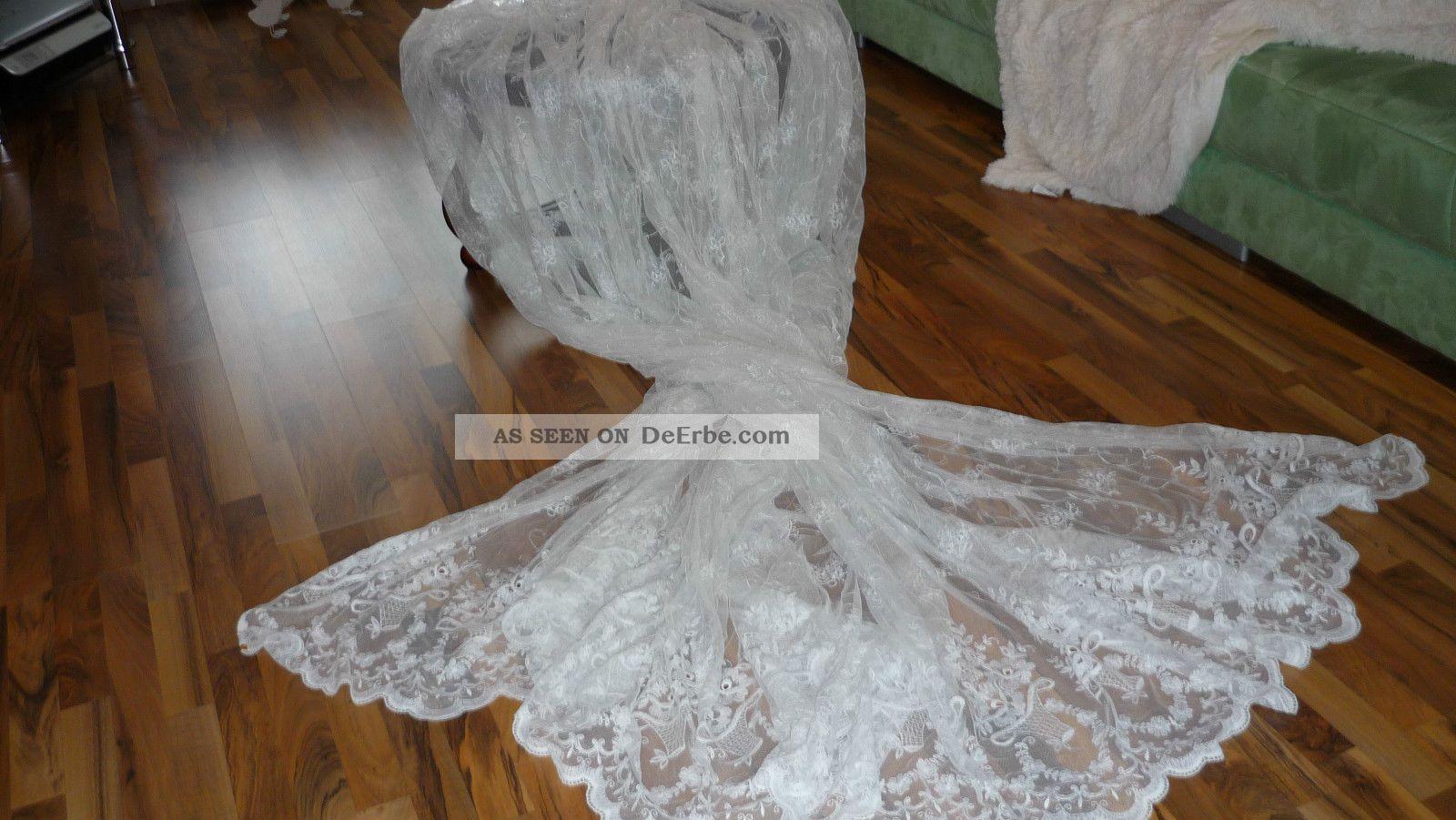 seltene florentiner t ll gardine frankreich antik. Black Bedroom Furniture Sets. Home Design Ideas