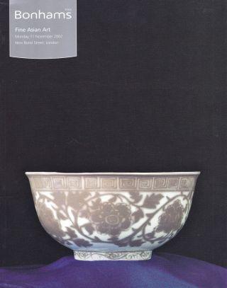 Fine Asian Art: Top - Katalog Bonhams London 02 Bild