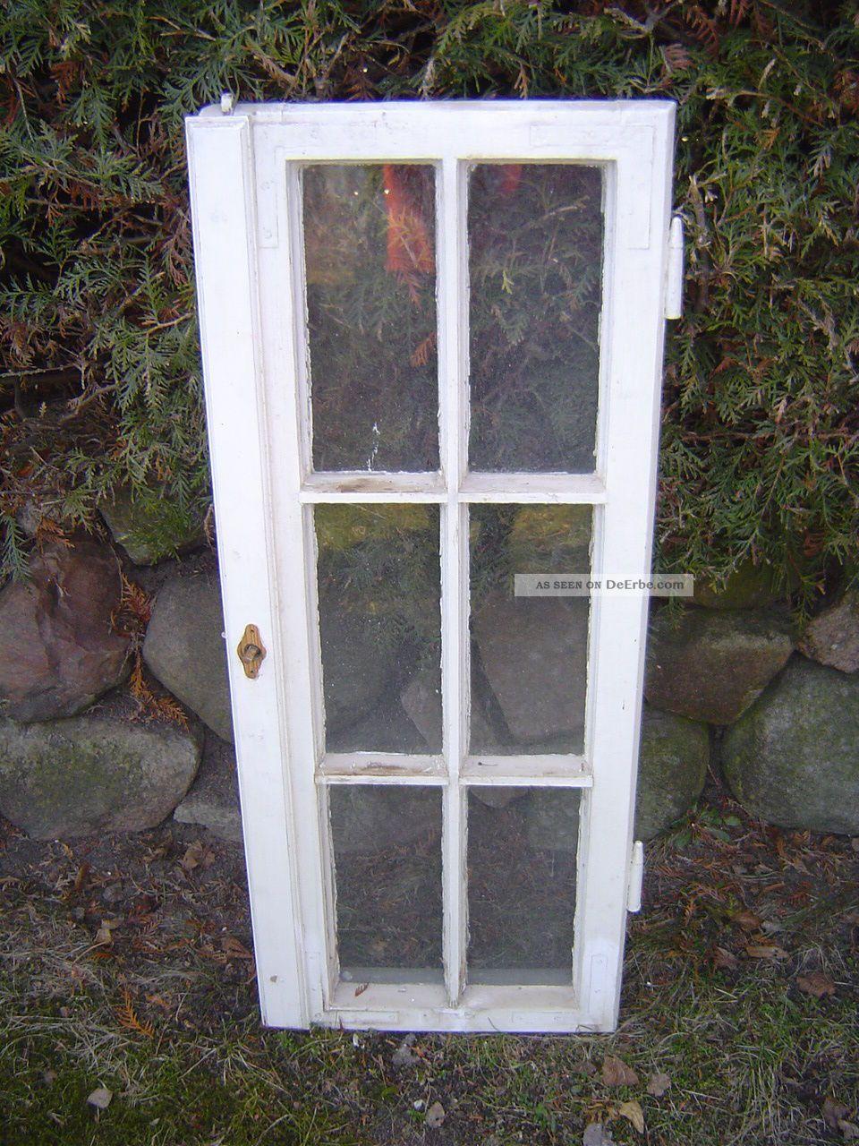 Sch nes altes fenster fensterfl gel holzfenster um 1920 - Altes fenster dekorieren ...