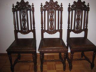 Elegant Fesselnd Gründerzeit Stühle Bild