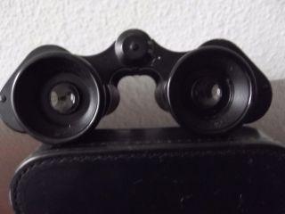 Altes Carl Zeiss Jena Silvamar 6x30 Fernglas Nr.  1825481 Bild