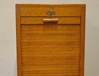Rolladen Büroschrank Für Druckerpapier U.  S.  W.  1950 Bild