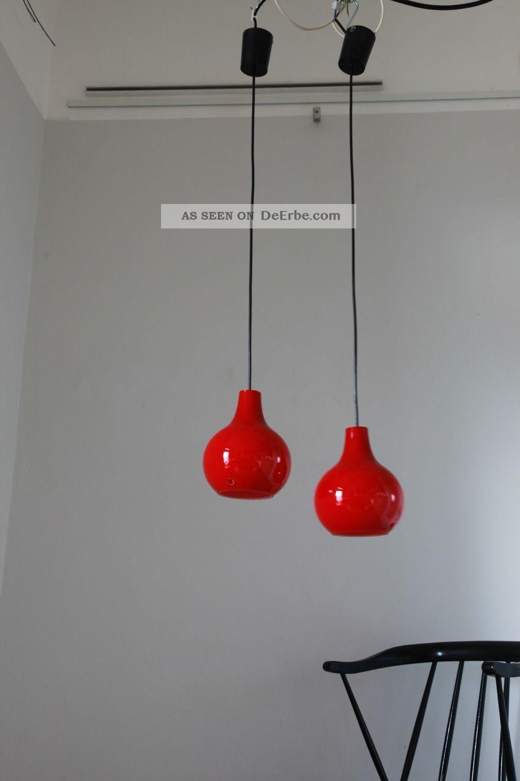 Peill putzler lampen paar 2 50er 60er 70er for Lampen 50er design