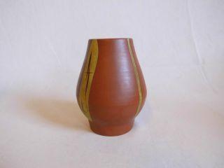 Vase 772 12 Mid Century Modern Modernist Rockabilly 50er 50`s W.  German Pottery Bild