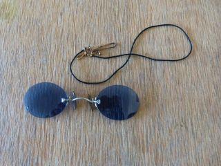 Fingerklemmer,  Kneifer,  Zwicker Spectacles Bild