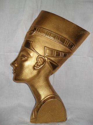 Nofretete - Wandbüste - Ägyptische Kunst Bild