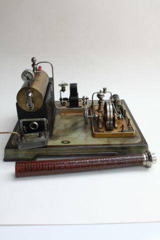 Doll Dampfmaschine Mit Dynamo 404/2 Bild