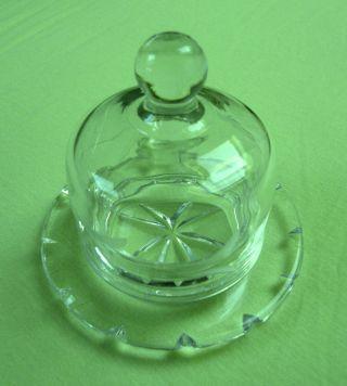glas kristall antiquitäten