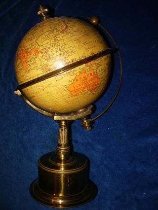 Globus Uhr Patent 19460 Empire Clock Smitti - Som London Bild
