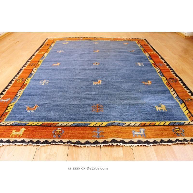 Gabbeh teppich  Teppiche & Flachgewebe - Persische Teppiche - Antiquitäten