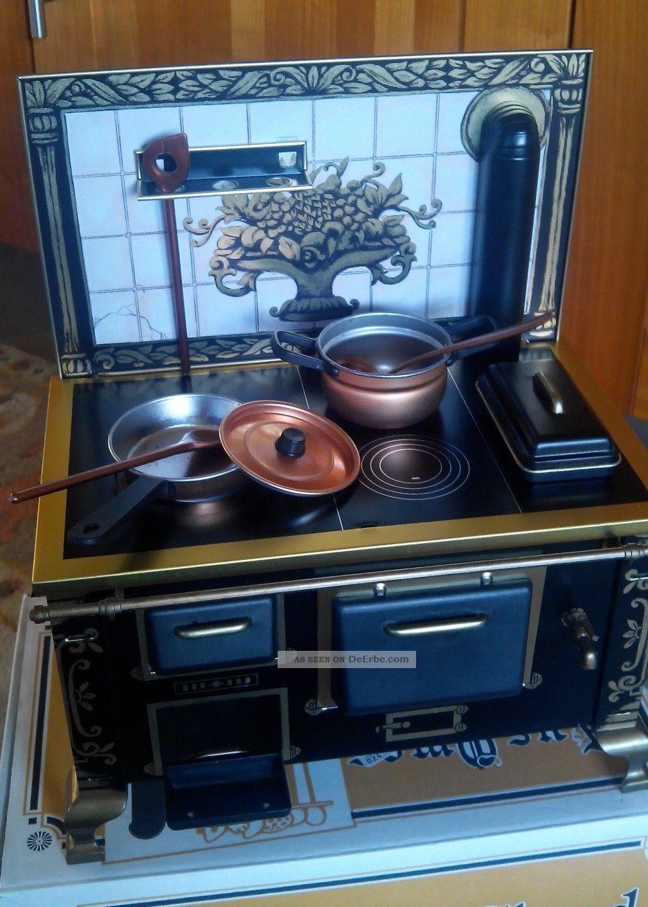 blechherd nostalgie funktionsf hig esbit mit wasserhahn. Black Bedroom Furniture Sets. Home Design Ideas