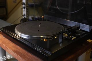 Plattenspieler Sony Ps Lx 431 Full Automatic Turntable Ohne Nadel Bild