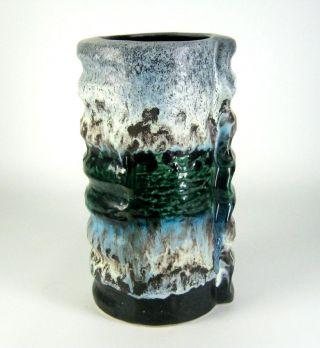 Dümler & Breiden Keramik Vase Polar 60er 70er Jahre Design Vintage Pottery, Bild