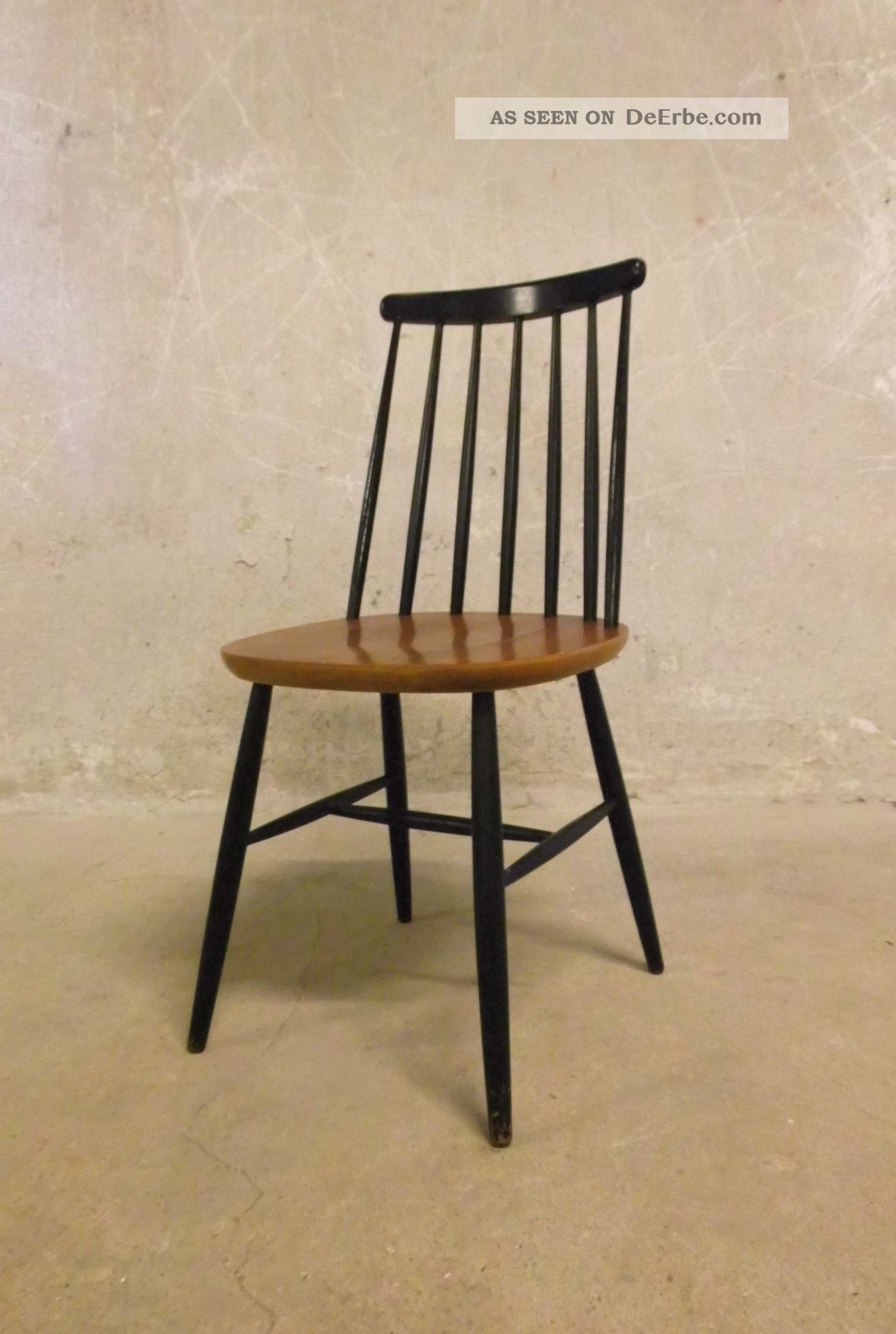 Stuhl chair fanett stil asko tapiovaara era mid century for Stuhl design epochen