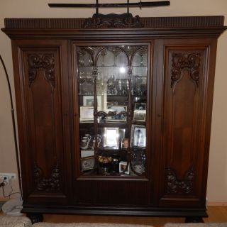 mobiliar interieur uhren antike originale vor 1950 standuhren antiquit ten. Black Bedroom Furniture Sets. Home Design Ideas
