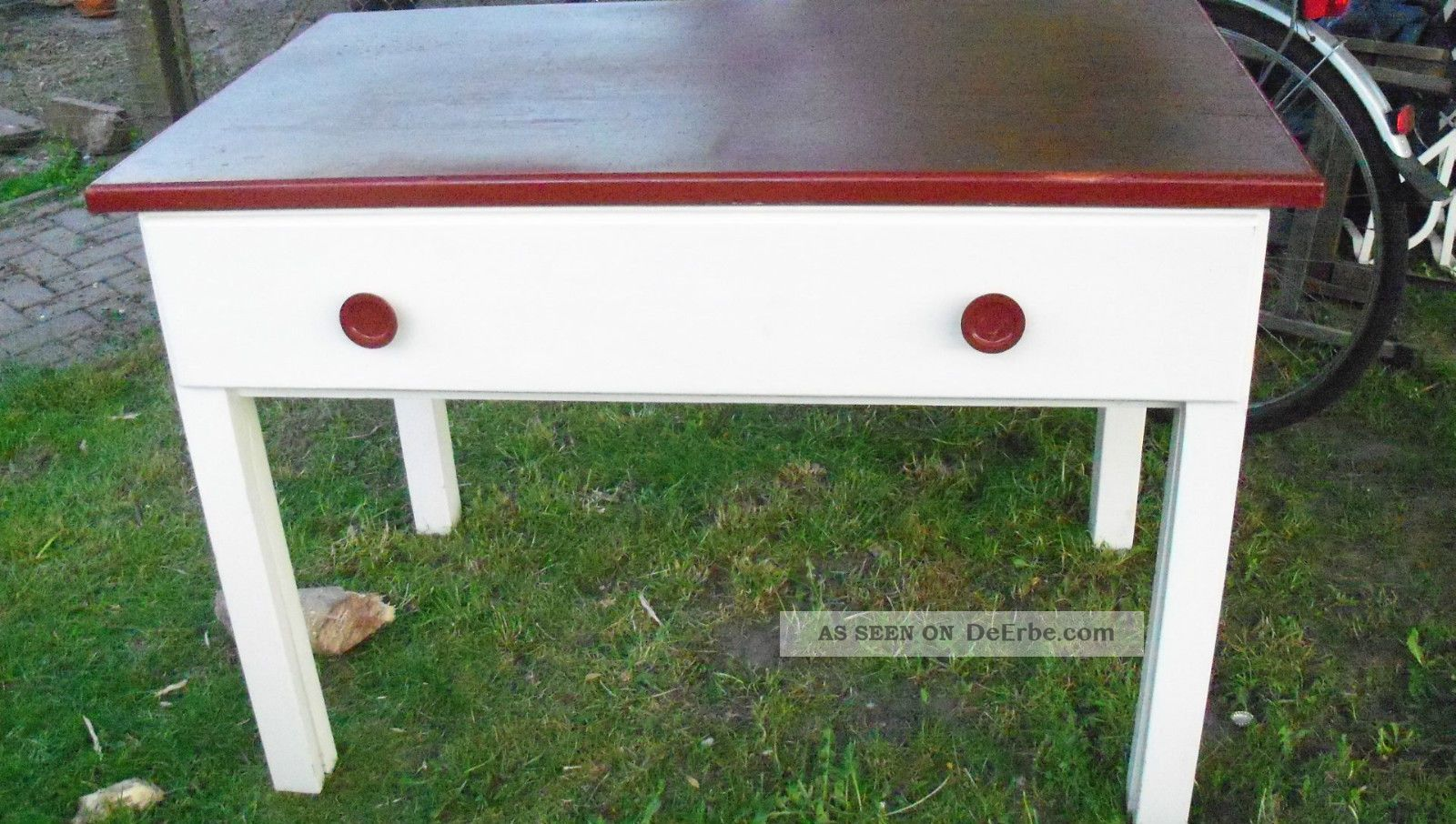 Mobiliar & Interieur - Tische - Antiquitäten