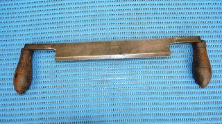 Altes Ziehmesser /zugmesser / Mit Herstellerpunze G.  F.  Diamant Bild