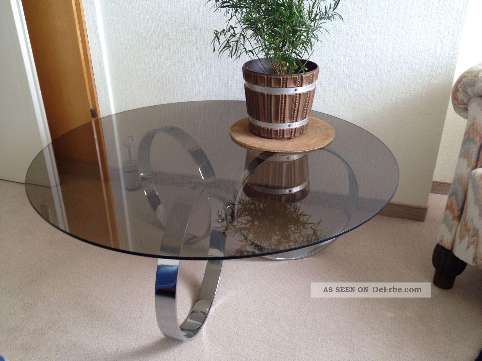 70er jahre design glastisch couchtisch cool f r die 70er for Glastisch couchtisch design