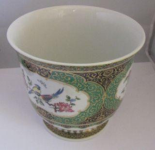 Vase Von Kaiser ´´mandscha´´ Groß Bild