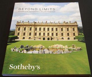 Beyond Limits - Gross - Skulpturen Open Air: Sotheby ' S Grandiose Exhibition 2014 Bild