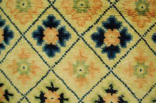 Wunderschöner Alter China Teppich Art Deko Ca: 155x93cm Bild