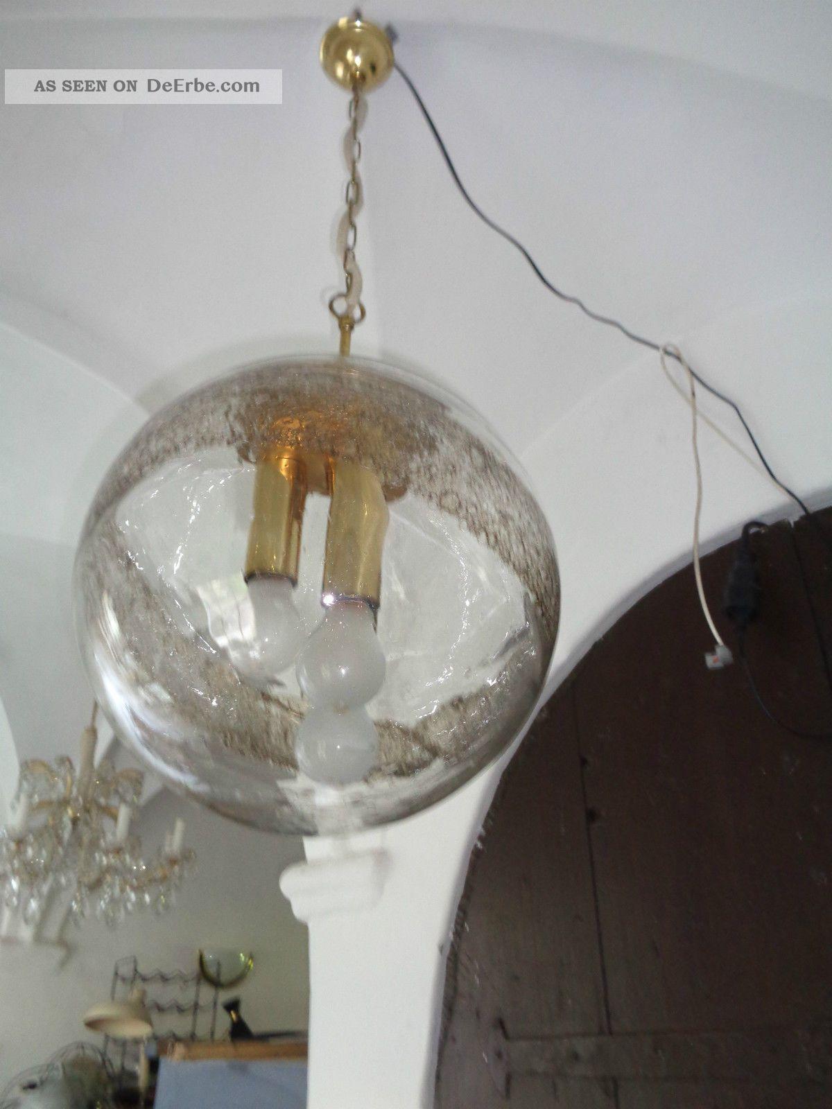 hngelampe glaskugel finest moderne bolle lampe led. Black Bedroom Furniture Sets. Home Design Ideas