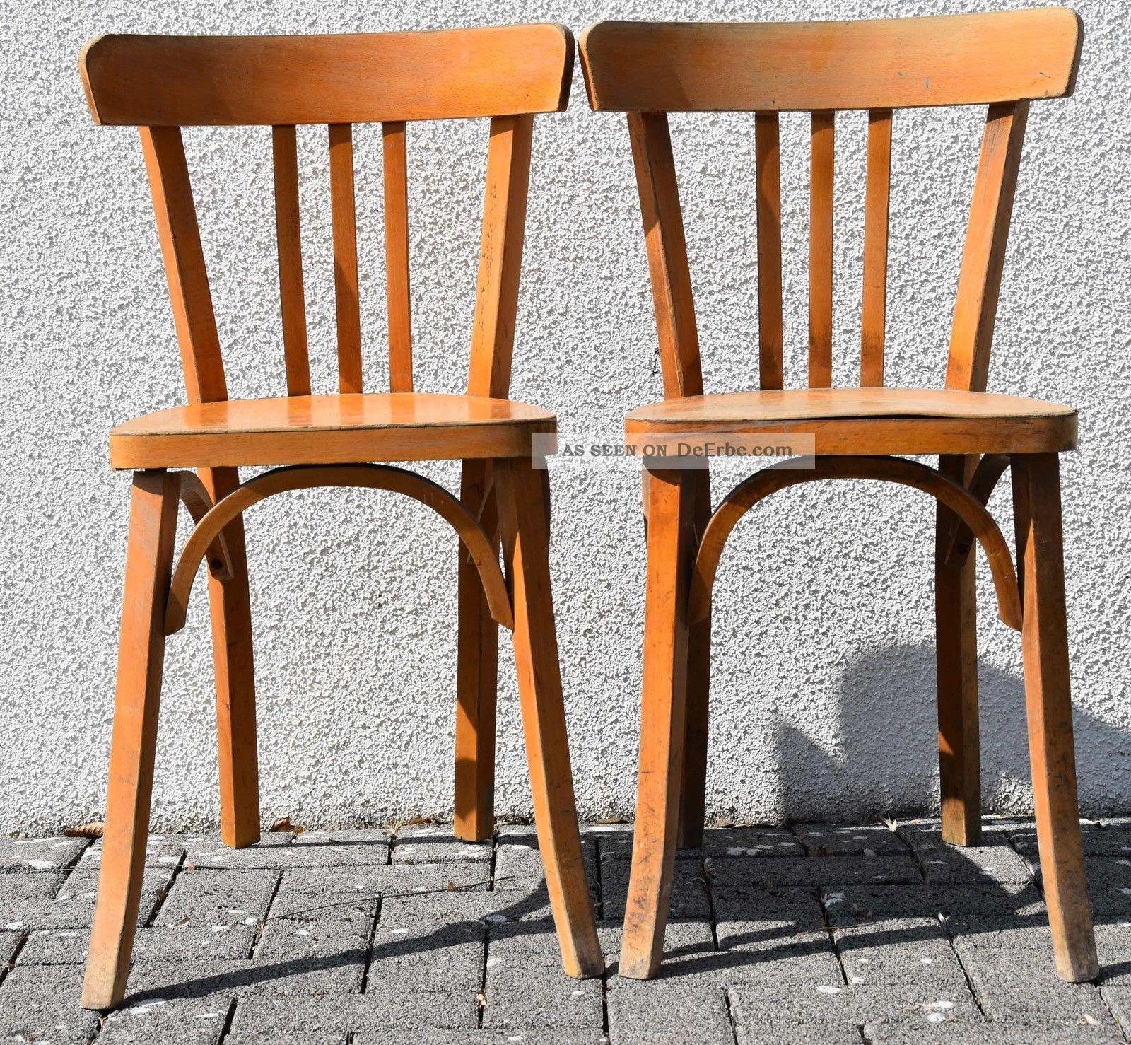 2 zwei alte k chenst hle kneipen stuhl st hle bauhaus art. Black Bedroom Furniture Sets. Home Design Ideas