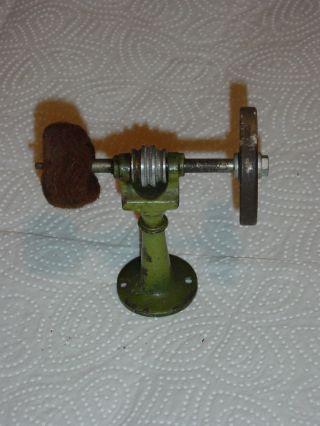 Dampfmaschinen Bastlerteile Märklin Schleifbock Ca.  1920 ? Bild