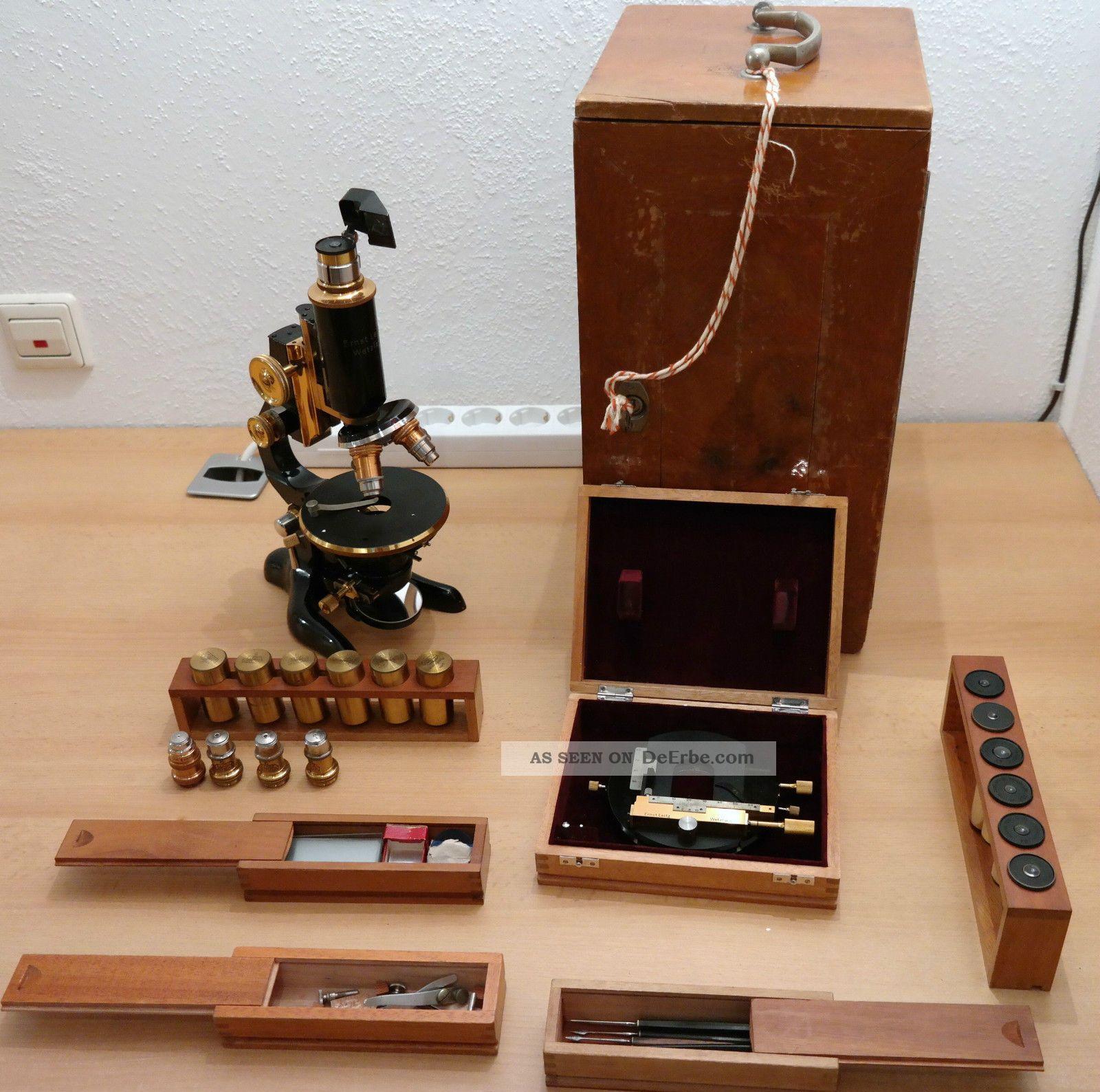 leitz mikroskop