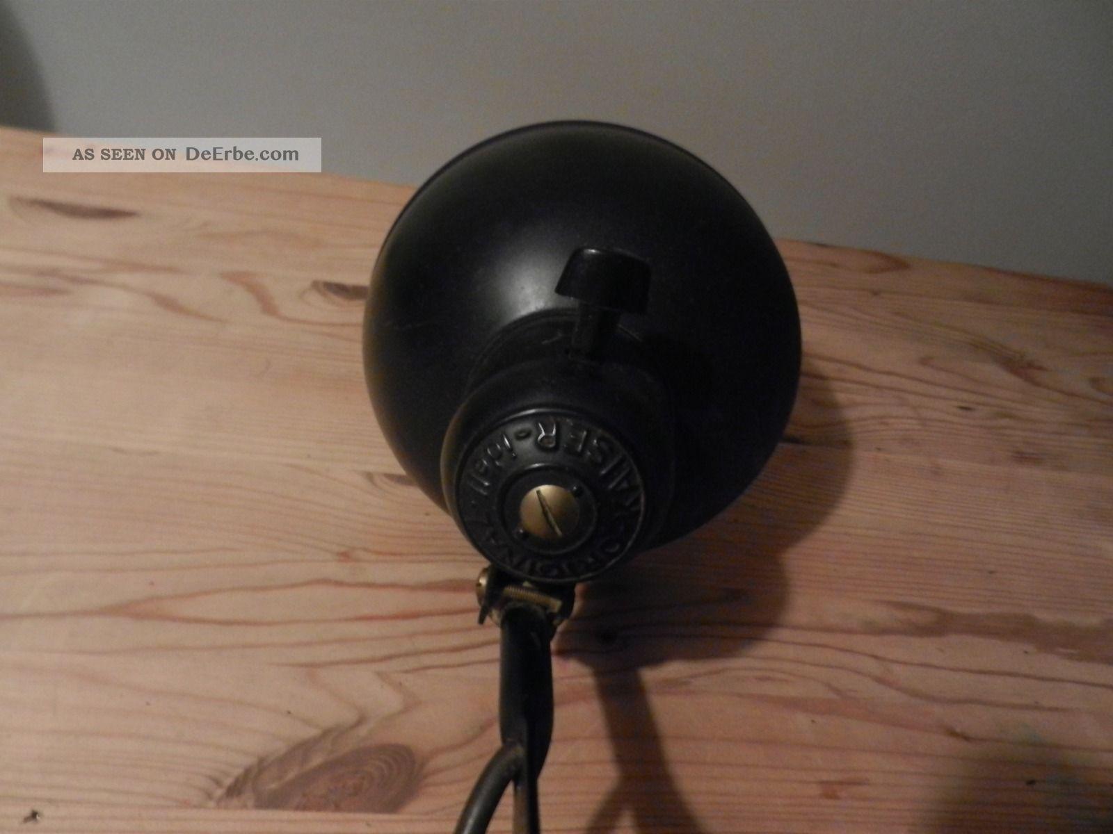 kaiser idell scherenlampe schwarz bauhaus christian dell. Black Bedroom Furniture Sets. Home Design Ideas