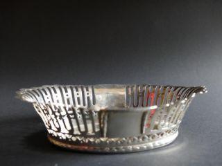 Alte Silberschale Um 1895,  Gebrüder Kühn,  800 Er Silber,  Jugendstil? Bild