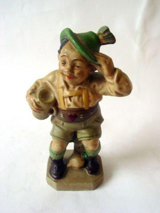 Aus Masse,  Eine Originale Sonneberger Friedel Figur Aus Den 30er Jahren Bild