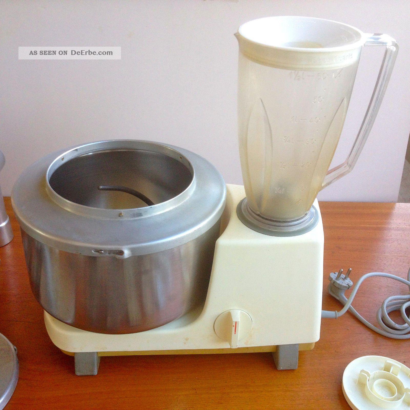 Bosch Universal Iii Kuchenmaschine Mit Viel Zubehor Unkaputtbar