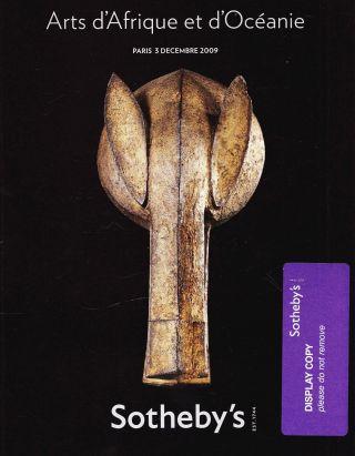 Tribal Art - Afrika,  Ozeanien: Toller Katalog Sotheby ' S Paris 09 Results Bild