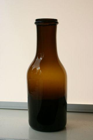 Antike Flasche Zum Speichern Von Saatgut Und Truffel Einde 1800 Bild