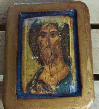 Christus Ikone Bild