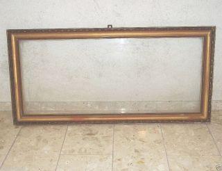 Antiker Rahmen Bilderrahmen Holzrahmen Stuckrahmen Gemälderahmen Spiegelrahmen Bild