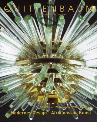 Tribal Art / Afrika Kunst / Design: Katalog Quittenbaum,  München 05 Bild