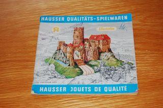Hausser/elastolin - Originalkatalog 1964 Bild