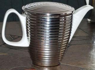 Bauscher Weiden Kaffeekanne,  Isolierkanne Bavaria Germany 1,  4 Liter Wmf Bild